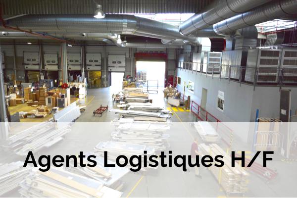 Agents Logistiques HF
